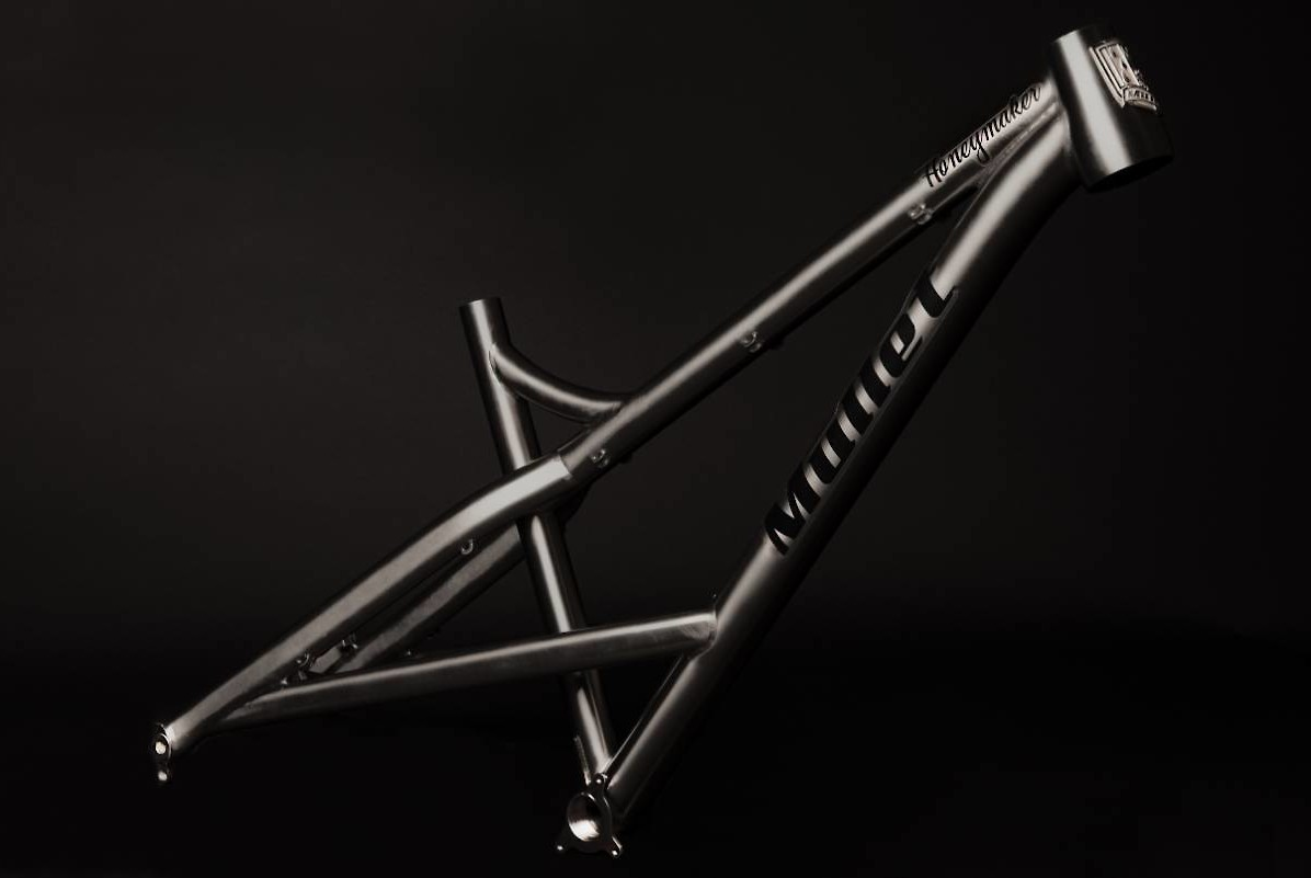 Mullet Cycles Honeymaker Ti