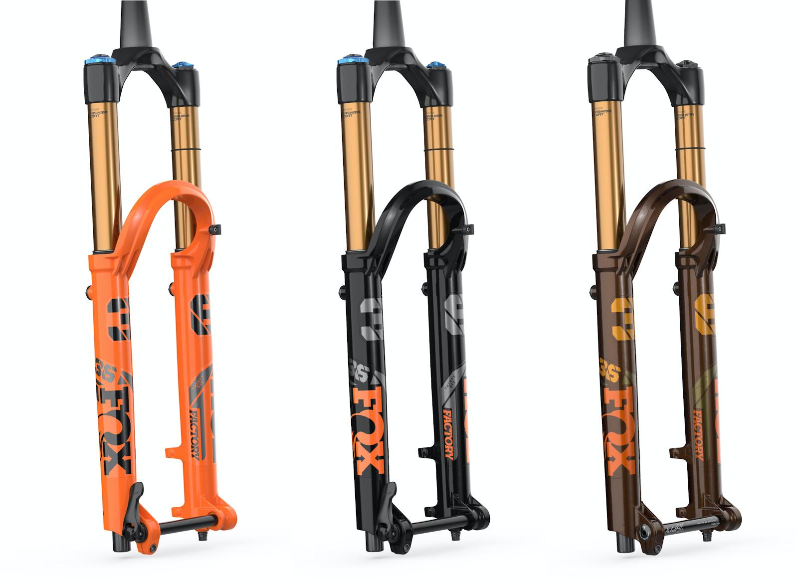2021 FOX 36 Factory GRIP2 Fork