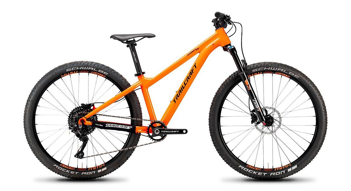 2021 Trailcraft Timber 26 (Orange)