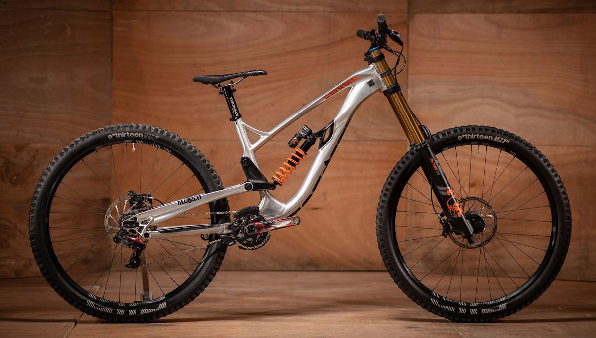 2021 Alutech Sennes 3.0 RaceReady 29