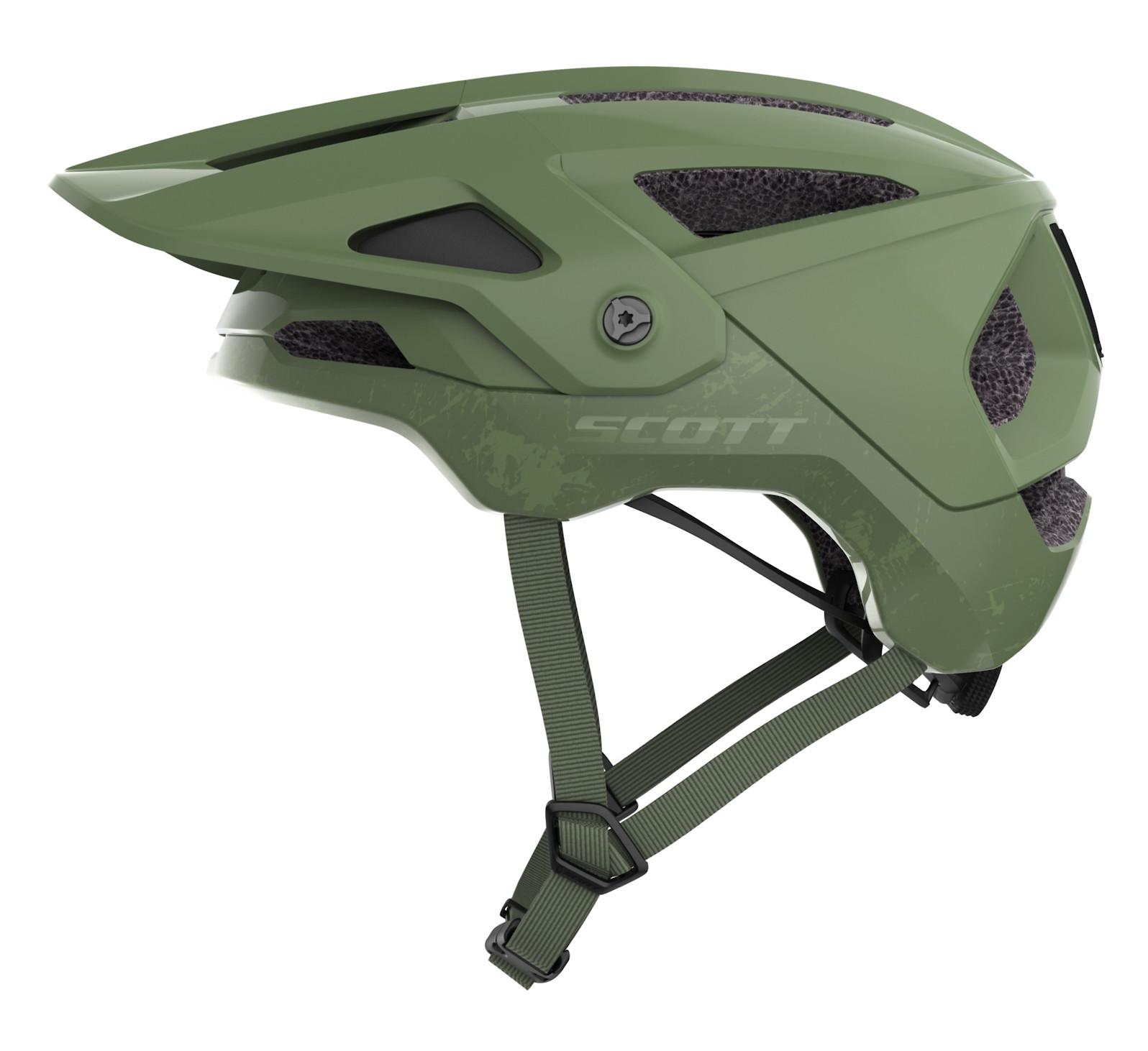 Scott Stego Plus Helmet (Land Green)