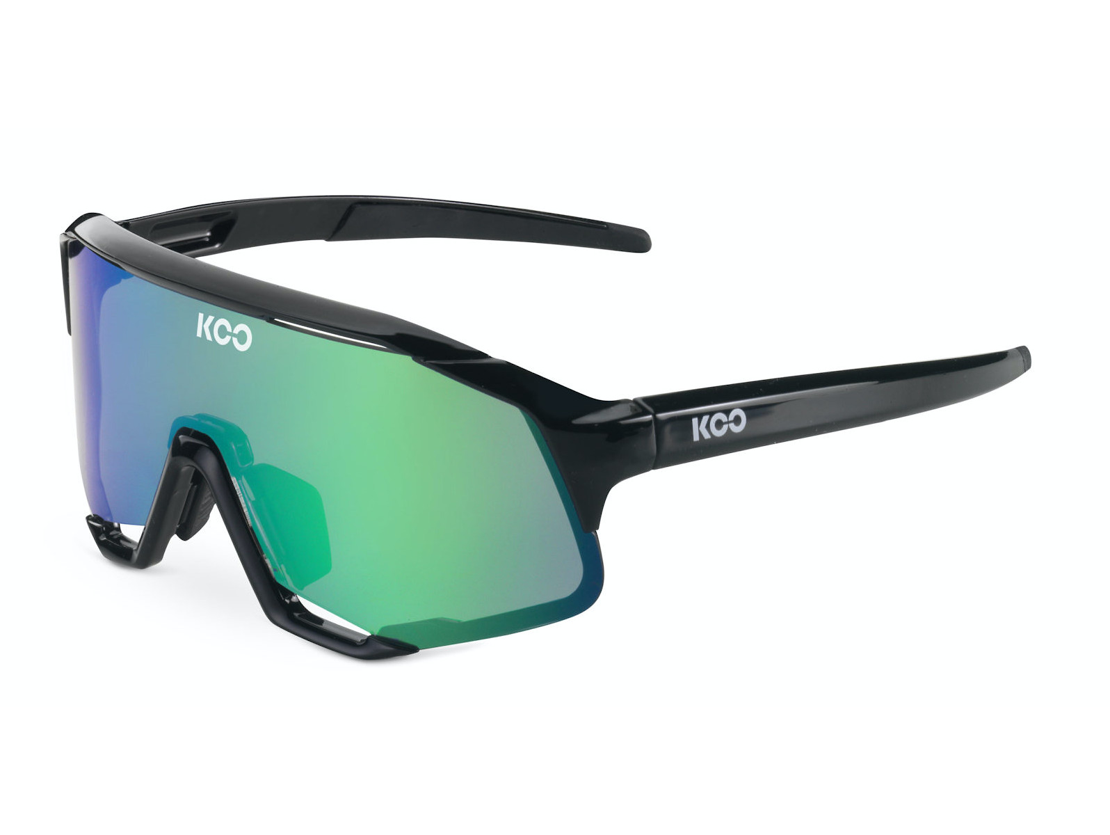 KOO Demos – Black/Green