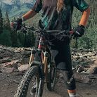 MTB Protective Gloves Trail