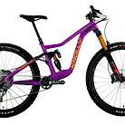 2021 Knolly Fugitive 138 EC Build Kit Bike