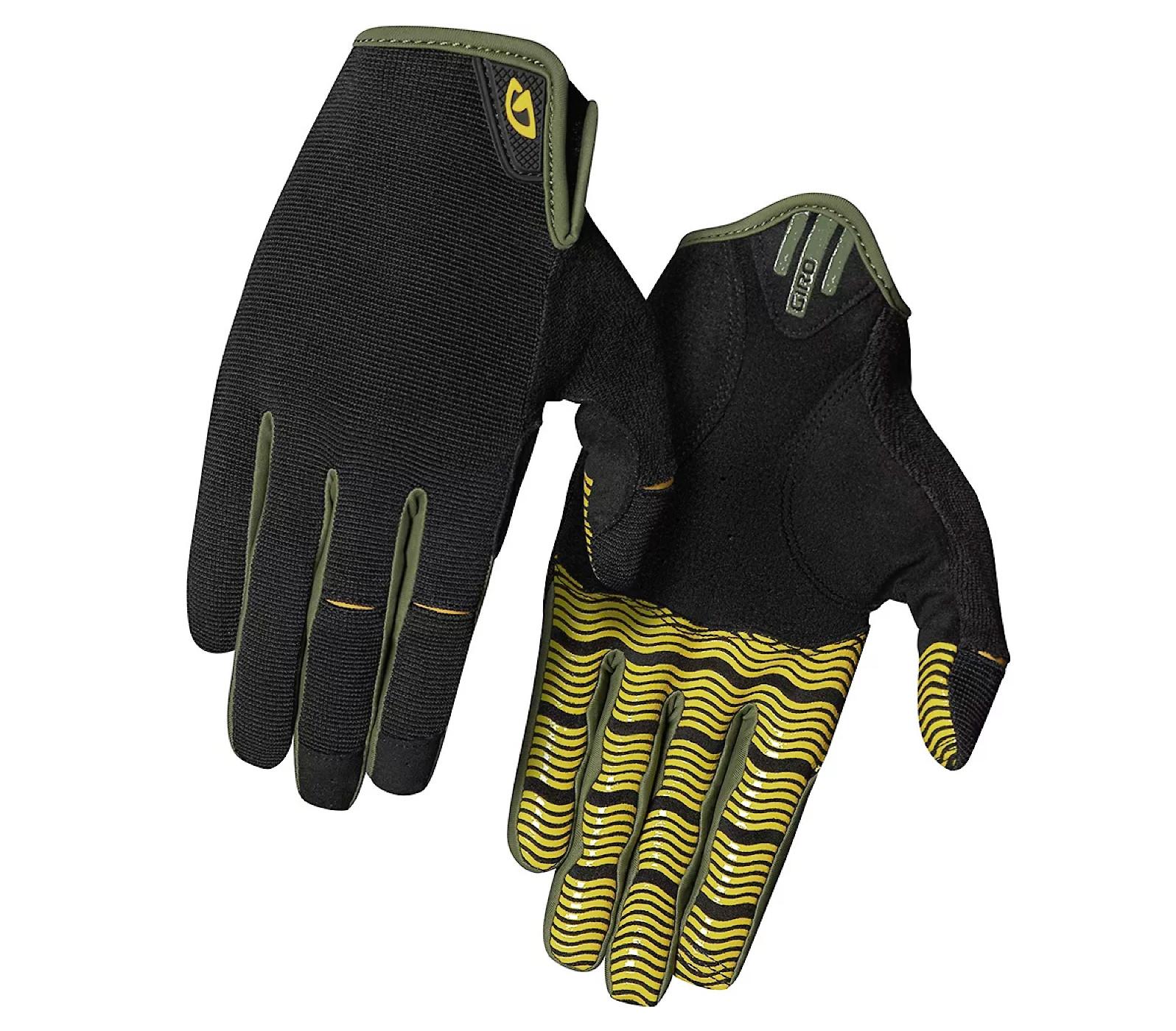 Giro DND Glove (Black Wavy)