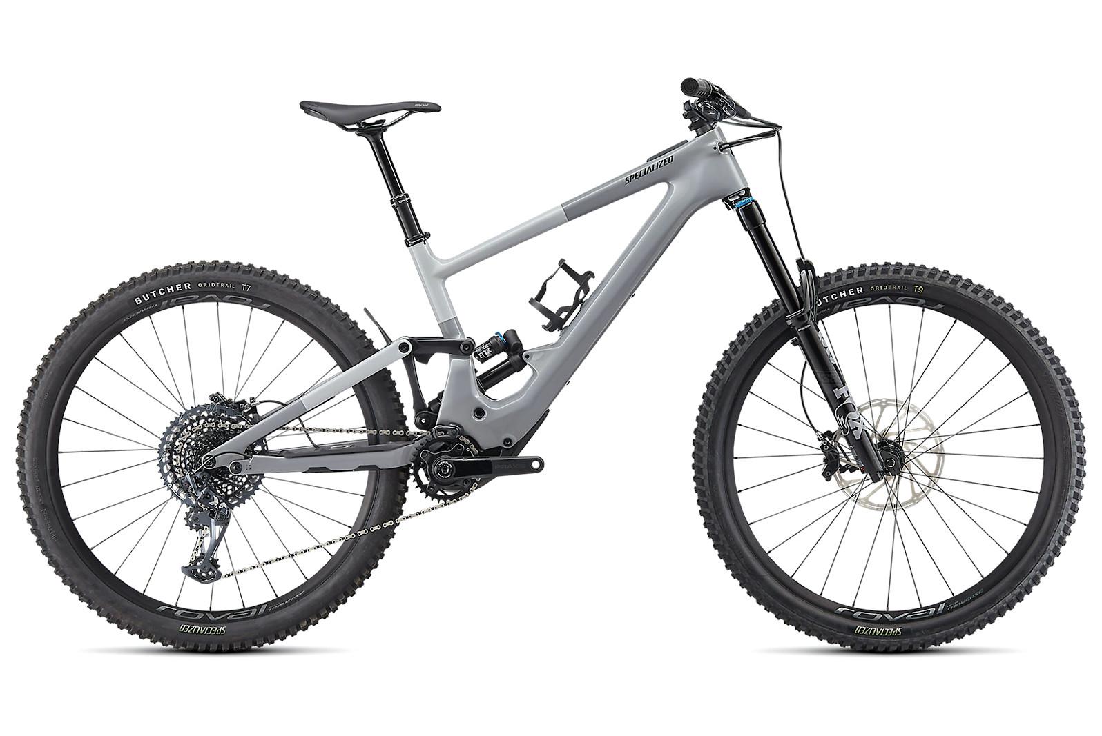 2022 Specialized Kenevo SL Expert (Gloss Cool Grey/Carbon/Dove Grey/Black)