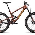 2021 Santa Cruz Bronson Carbon XT Bike