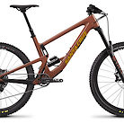 2021 Santa Cruz Bronson Carbon R Bike