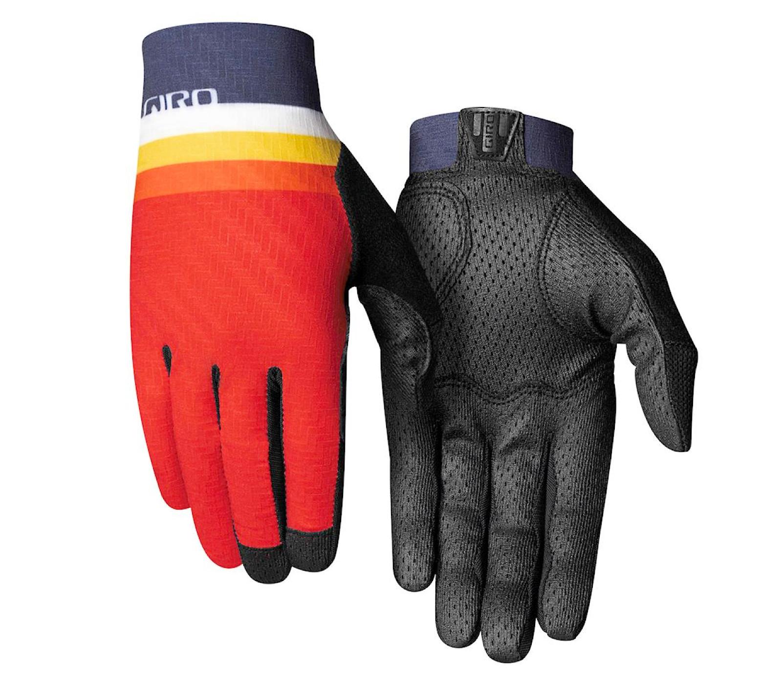 Giro Rivet CS Gloves (Midnight Blue Horizon)