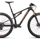 2022 Santa Cruz Blur TR X01 AXS RSV Carbon CC Bike