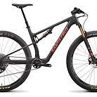 2022 Santa Cruz Blur TR X01 Carbon CC Bike