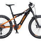 2021 KTM Macina Lycan 272 E-Bike