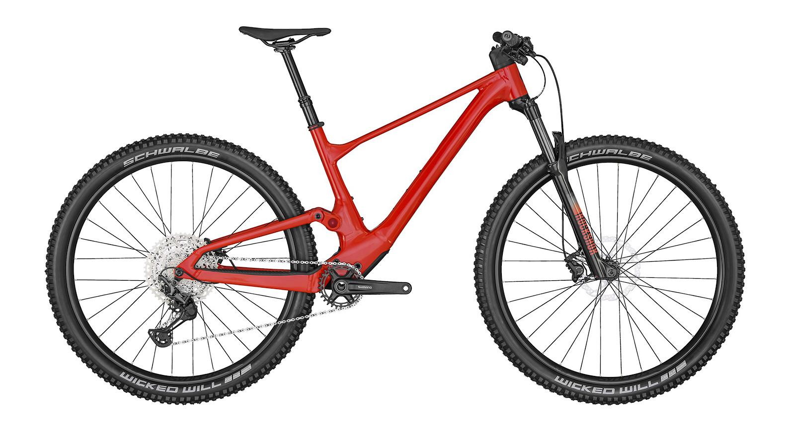 2022 Scott Spark 960 (Red)