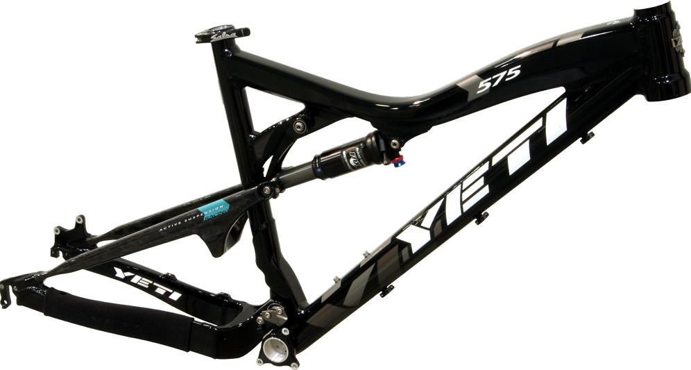 Yeti 575 Frame - Reviews, Comparisons, Specs - Mountain Bike Frames ...