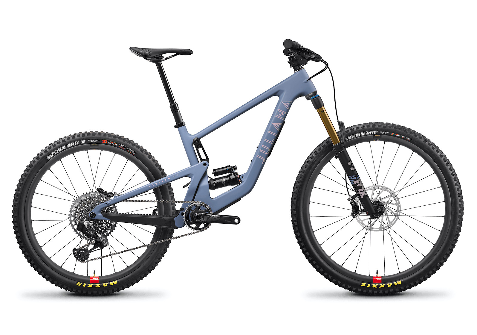 2022 Juliana Roubion MX Carbon CC X01 AXS with Reserve wheels