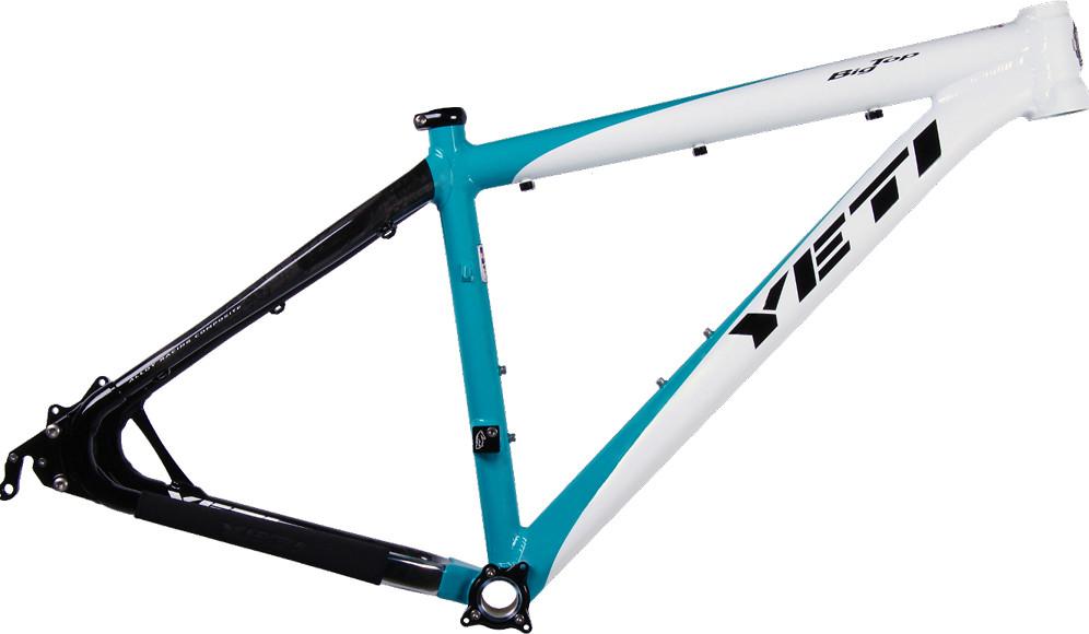 Yeti Big Top 29R Frame - Reviews, Comparisons, Specs - Mountain Bike ...