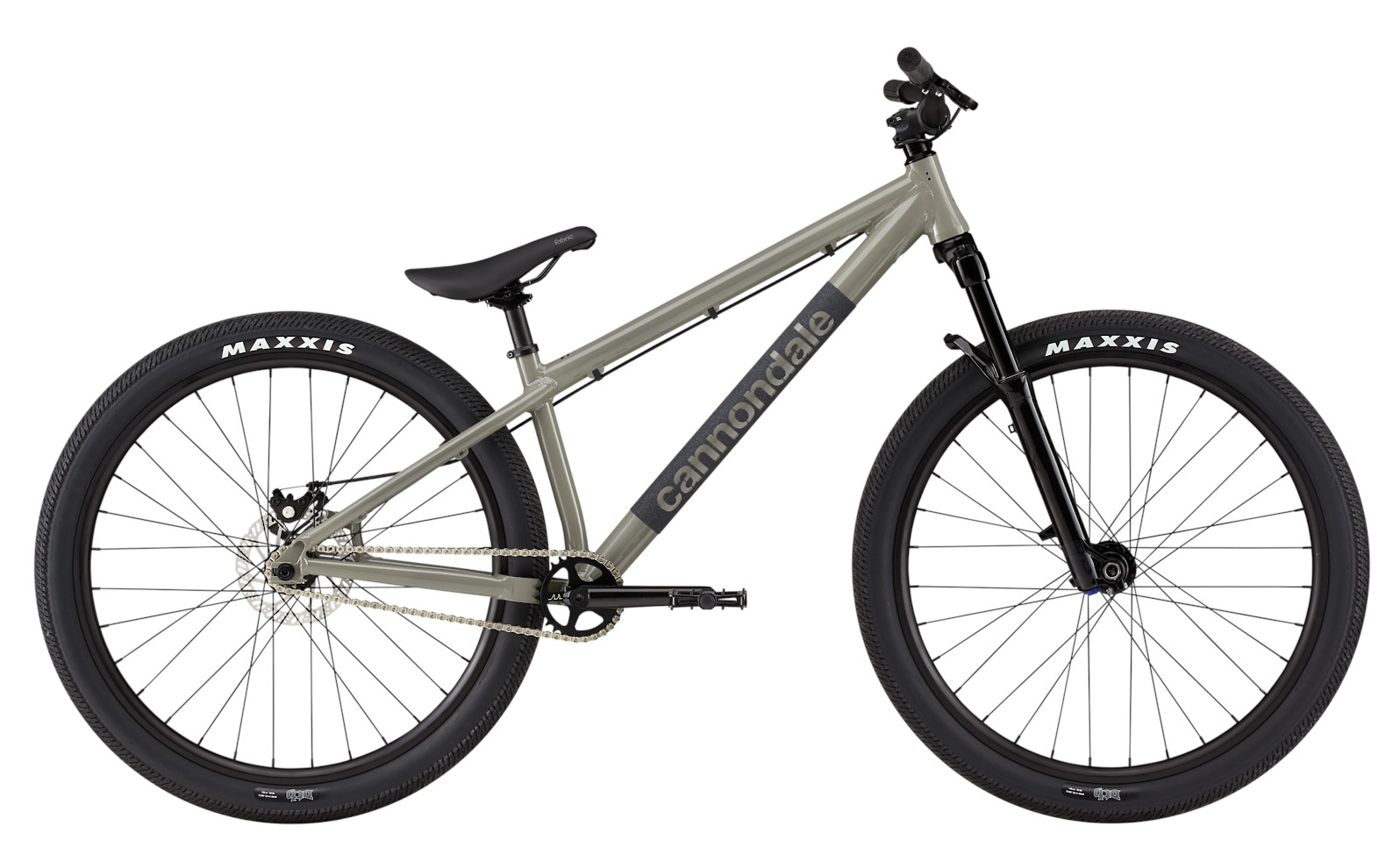2021 Cannondale Dave (Stealth Grey)