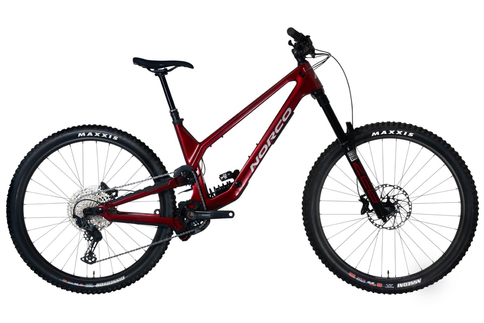 2022 Range C3 (Red/Silver)