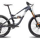 2021 Guerrilla Gravity Megatrail Rally Bike