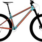 RideWrap Covered Protection – Steel MTB Frame Kit