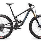 2022 Santa Cruz Hightower X01 AXS RSV Carbon CC Bike