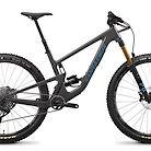 2022 Santa Cruz Hightower X01 Carbon CC Bike