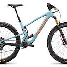 2022 Santa Cruz Tallboy X01 AXS RSV Carbon CC Bike