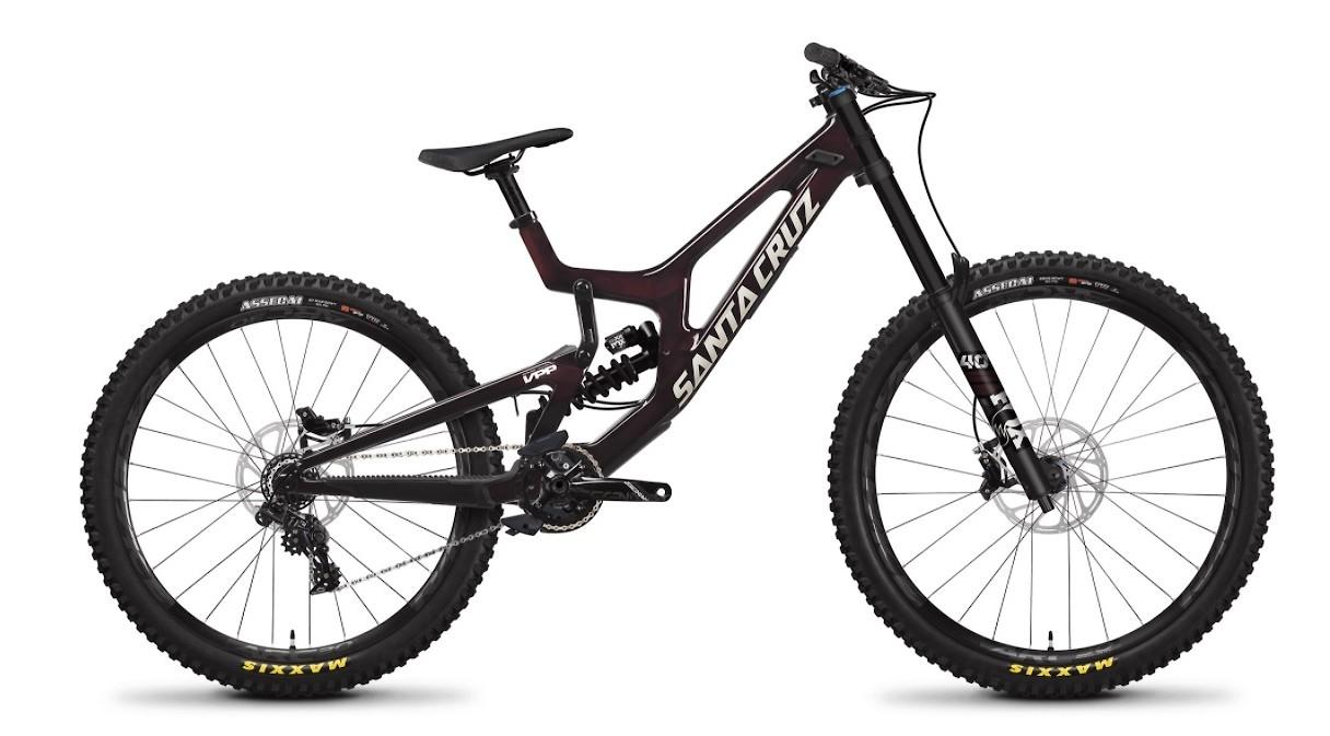 2022 Santa Cruz V10 DH S Carbon CC MX