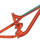 RideWrap Essential Toptube Frame Protection Kit