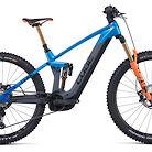2022 Cube Stereo Hybrid 140 HPC ActionTeam 750 29 E-Bike