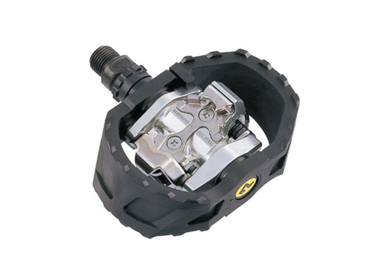 Shimano M424 Clipless Pedals