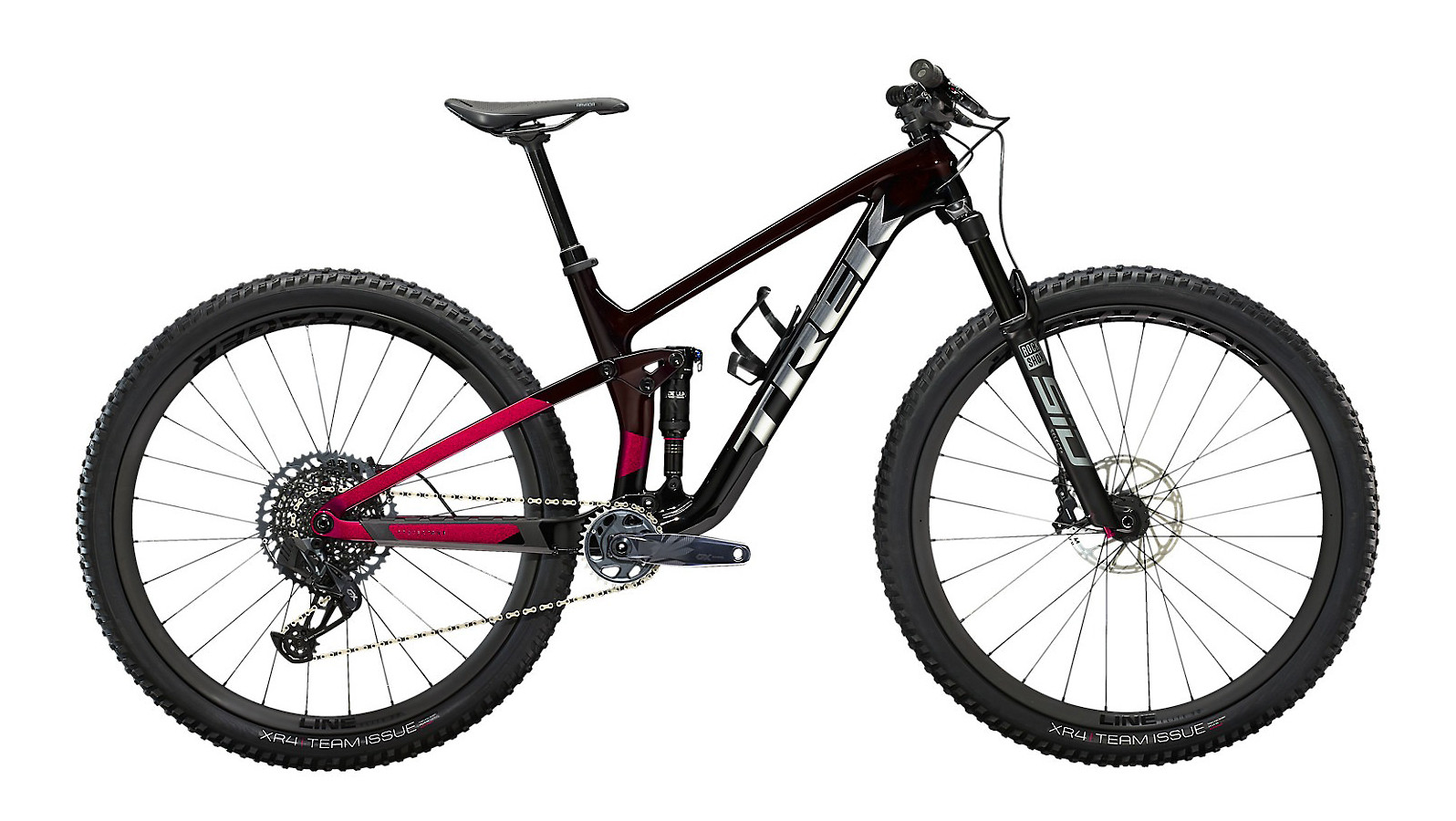 2022 Trek Top Fuel 9.8 GX AXS (Carbon Red Smoke/Trek Black)