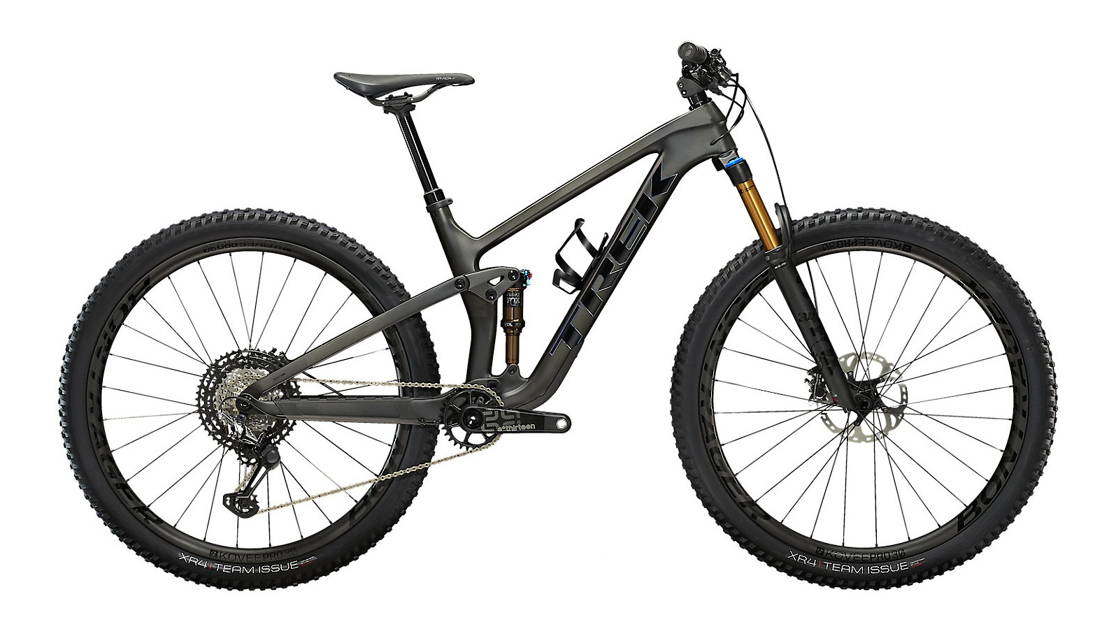 2022 Trek Top Fuel 9.9 XTR (Matte Raw Carbon)