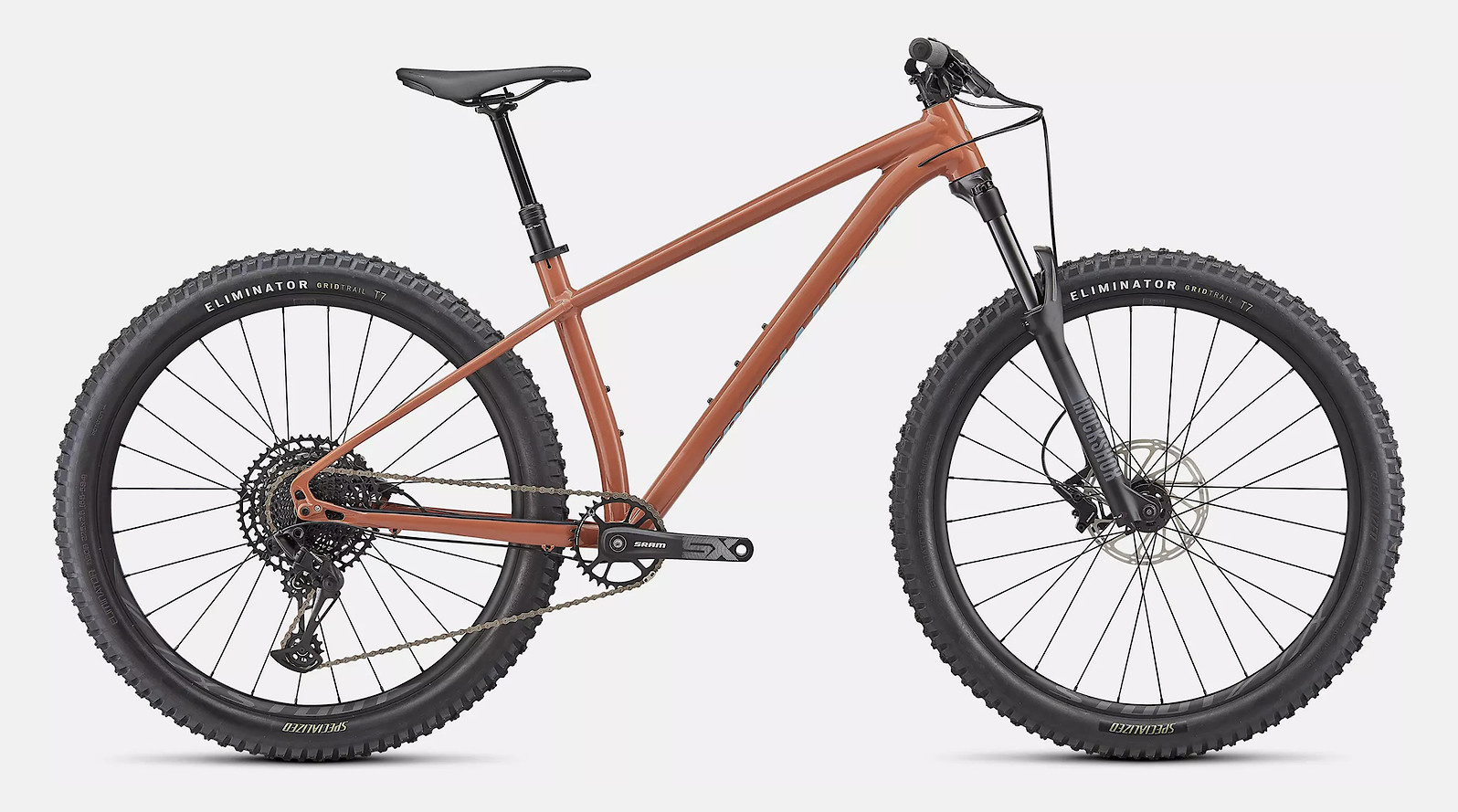 2022 Specialized Fuse Sport 27.5 (Gloss Terra Cotta/Arctic Blue)