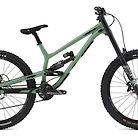2022 Commencal FRS Essential Heritage Green Bike