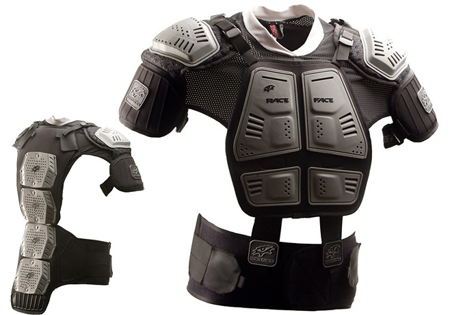 Race Face Rally Armor Jacket Reviews Comparisons Specs