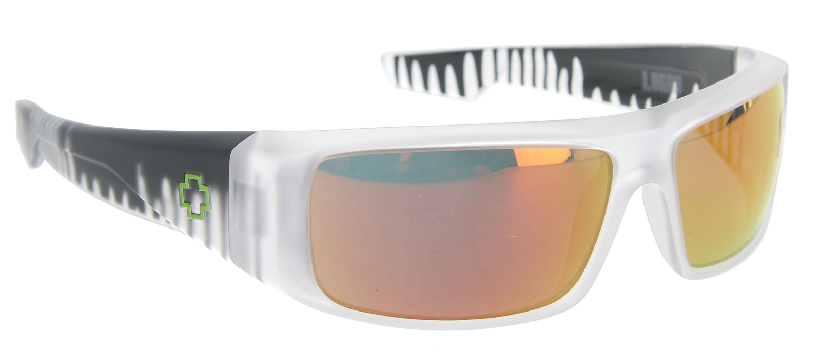 53de54e43 Spy Optic Spy Ken Block Logan Sunglasses Matte Crystal Drips/Grey ...