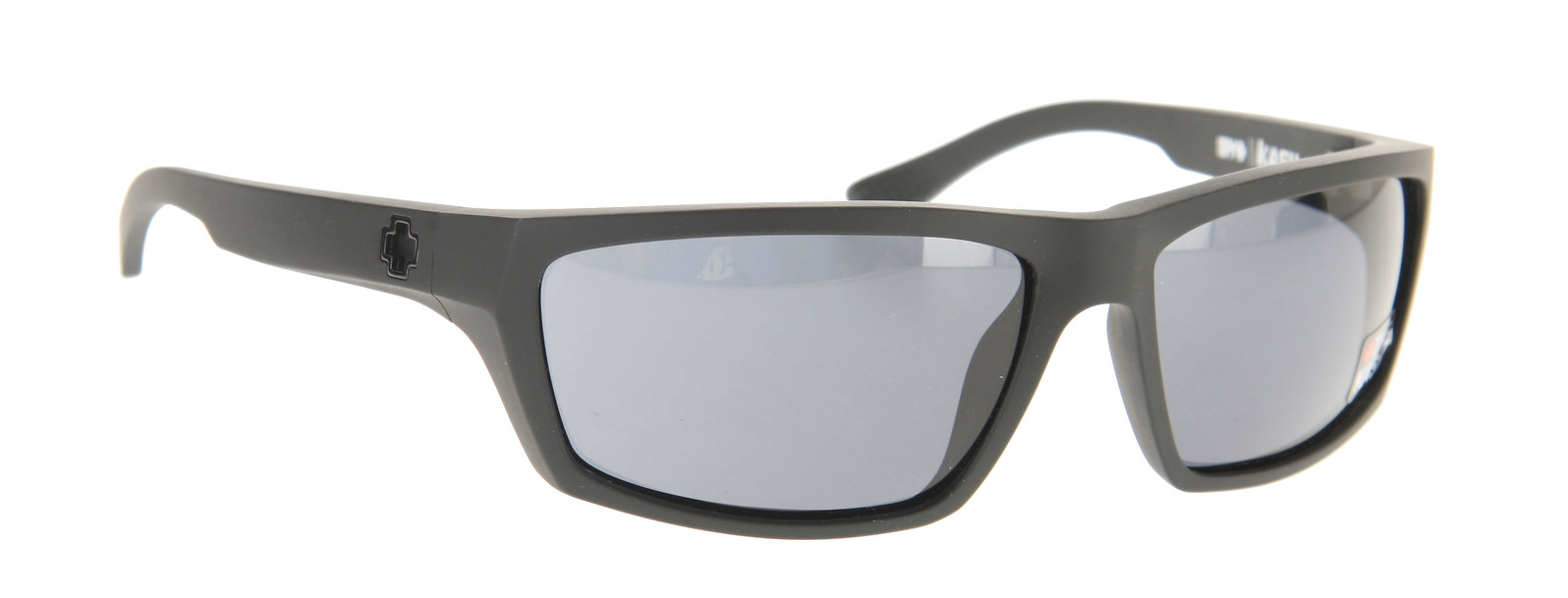 030133cd66d Spy Optic Spy Kash Sunglasses Matte Black Grey Lens - Reviews ...