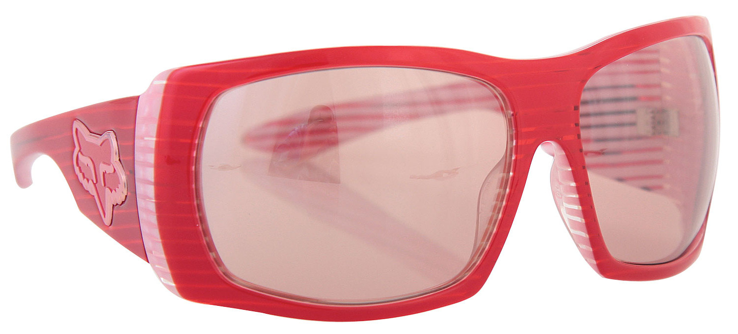4dadcaf83f Fox Racing Fox The Story Sunglasses Peppermint G30 Black Iridium Lens