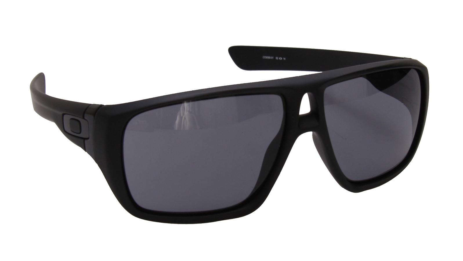 5b5290ea31 Oakley Dispatch Sunglasses Matte Black Grey Lens - Reviews ...