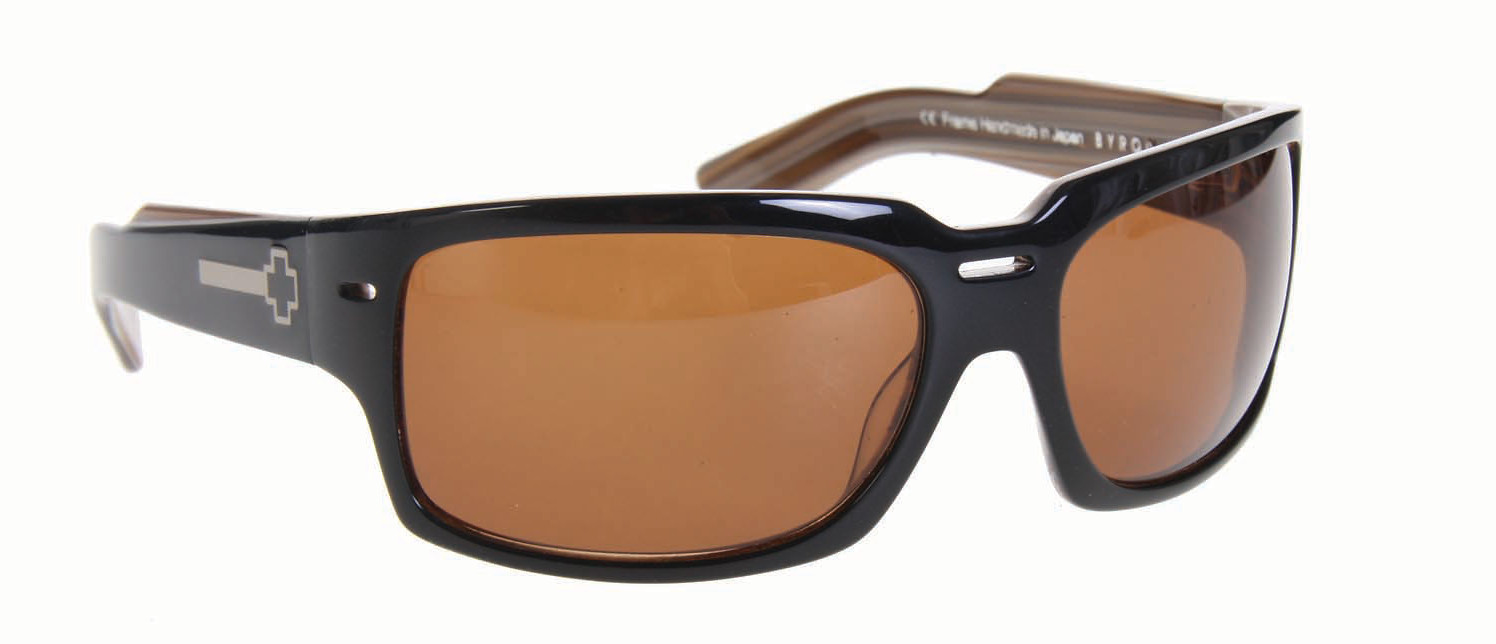 Spy Optic Spy Byron Sunglasses Black Striped Horn/Bronze Lens  spy-byron-sngls-blkstrpdhornbrnz-09.jpg