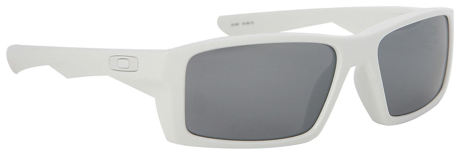 e1b7e38083 Oakley Twitch Sunglasses Polished White Black Iridium Lens - Reviews ...