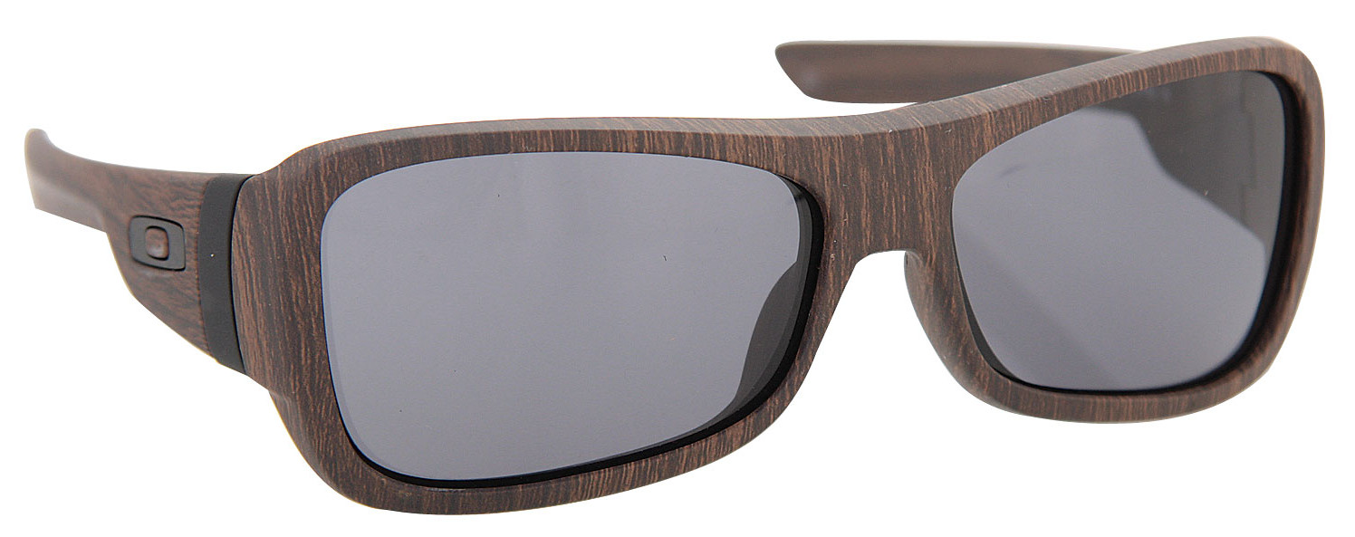 707d68cac2b Oakley Montefrio Sunglasses Woodgrain Grey Lens - Reviews ...