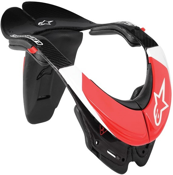 Alpinestars Carbon Bionic Neck Support  pg257g00.jpg