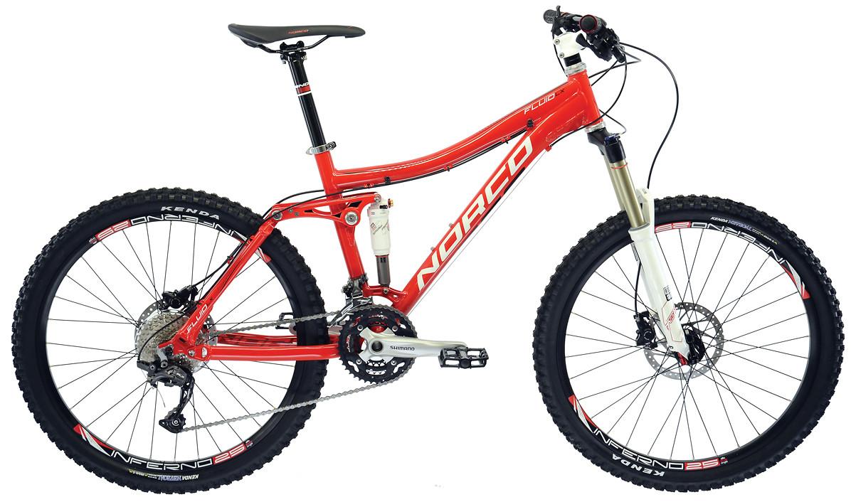 2012 Norco Fluid LX Bike fluid-lx-1