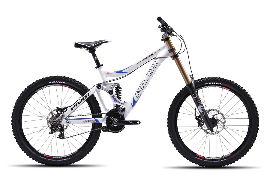2013 Pivot Phoenix Dh Bike Reviews Comparisons Specs Mountain