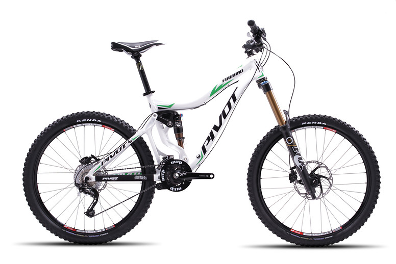 2013 Pivot Firebird X0 Bike