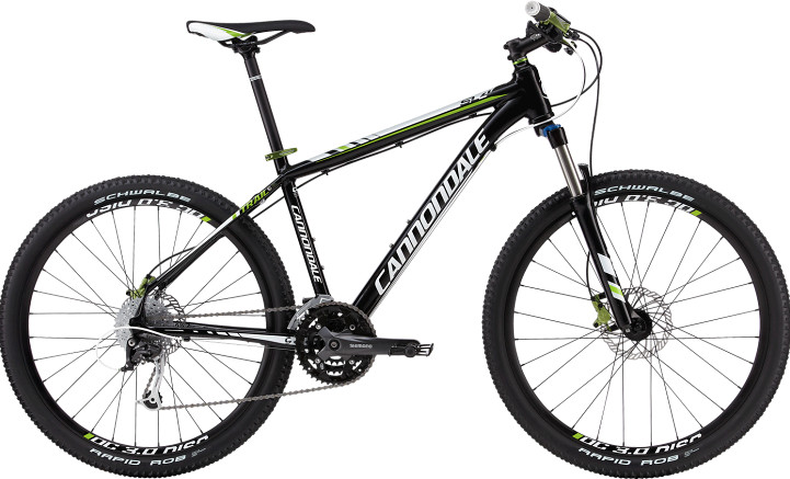2013 Cannondale Trail SL 4 (black)