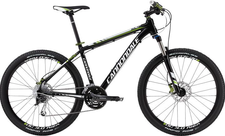 2013 Cannondale Trail SL 4 Bike 2013 Cannondale Trail SL 4 (black)