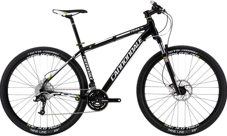 2013 Cannondale Trail SL 29er 2 (black)